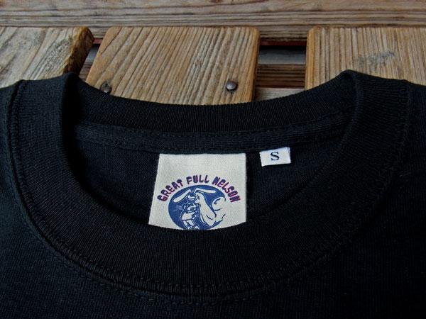 画像4: FULLNELSON OIL TANK NELSON LOGO  L/S Tee フルネルソン オイルタンク ネルソンロゴ 長袖Tシャツ