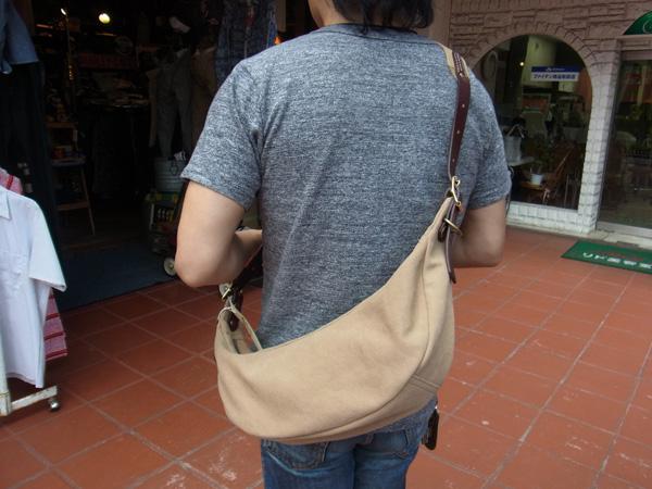 画像5: FULLNELSON フルネルソン別注 Bag Blow バナナ型 ショルダーバッグ Small