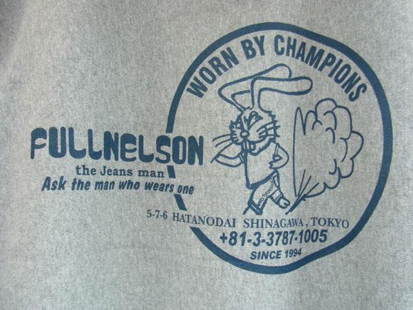 画像4: FULLNELSON ORIGINAL SHOP PULL PARKA フルネルソン ショッププルパーカー