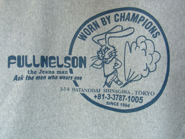 画像4: FULLNELSON ORIGINAL SHOP ZIP PARKA フルネルソン ショップジップパーカー