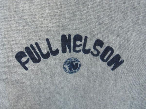 画像4: FULLNELSON フルネルソンオリジナルロゴ ジップパーカーLOGO ZIP PARKA