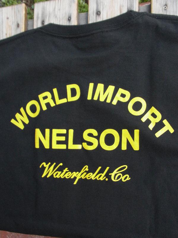 画像5: FULLNELSON OIL TANK LOGO S/S Tee フルネルソン オイルタンク ロゴ 半袖Tシャツ