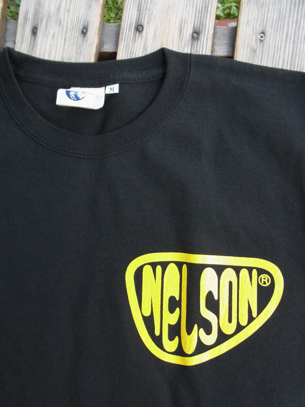 画像4: FULLNELSON OIL TANK LOGO S/S Tee フルネルソン オイルタンク ロゴ 半袖Tシャツ