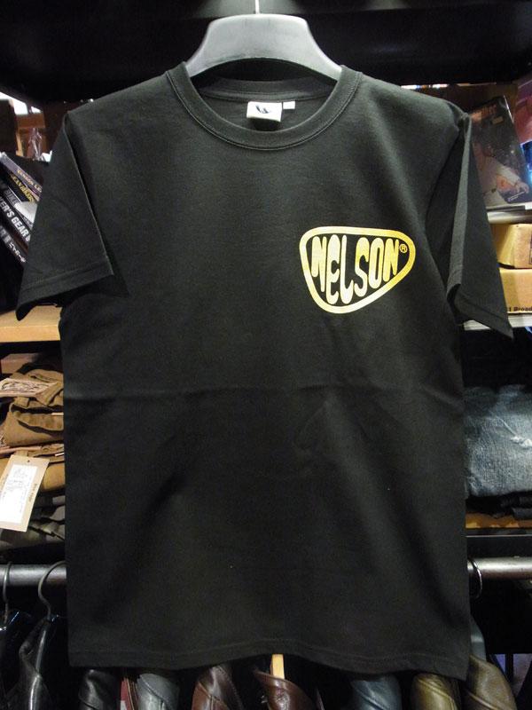 画像2: FULLNELSON OIL TANK LOGO S/S Tee フルネルソン オイルタンク ロゴ 半袖Tシャツ