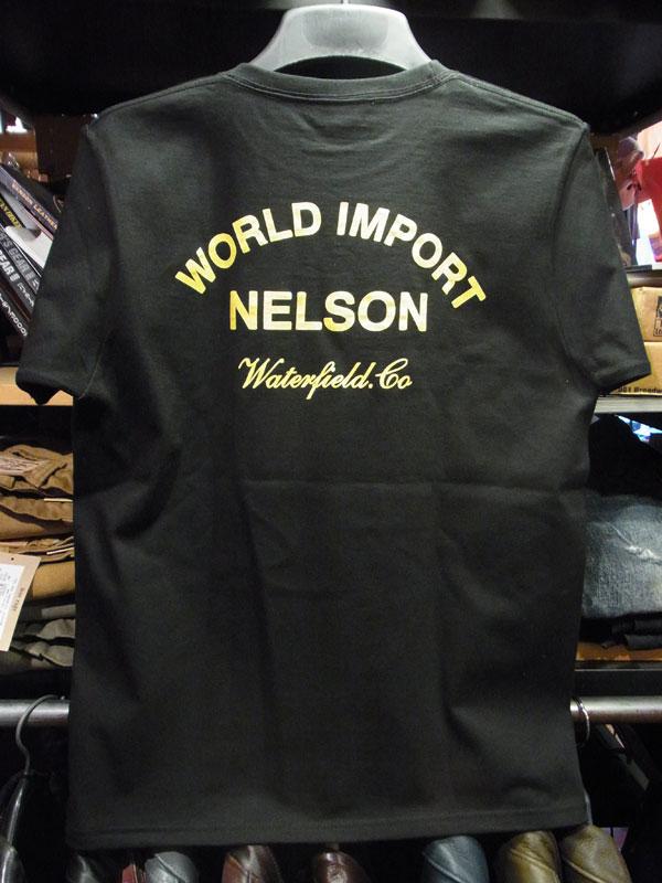 画像3: FULLNELSON OIL TANK LOGO S/S Tee フルネルソン オイルタンク ロゴ 半袖Tシャツ