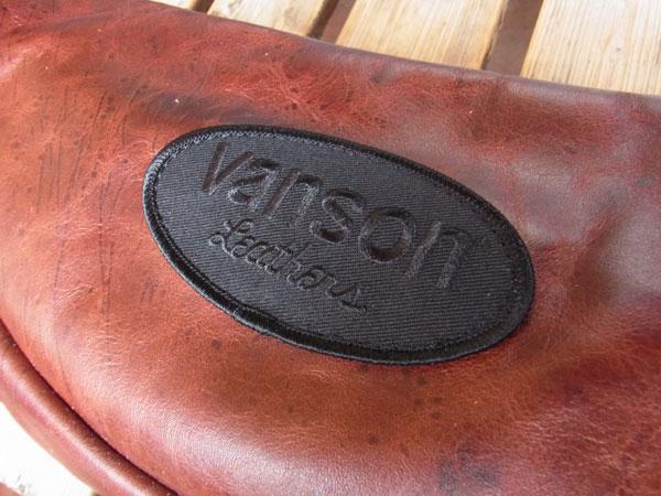 画像5: VANSON New fanny pack Octagon バンソンニューファニーパック オクタゴン