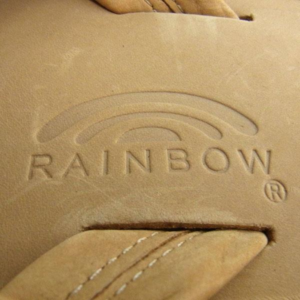 画像5: RAINBOW SINGLE LAYER NUBUCK LETHER SANDALS  レインボー シングルレイヤー・ヌバック・サンダル 301ALTS