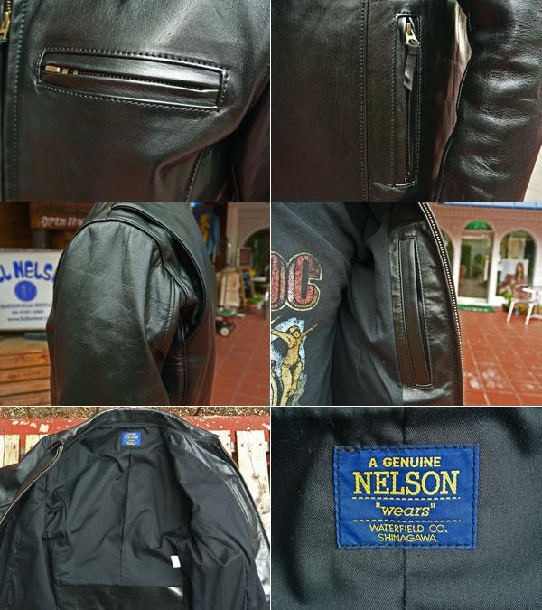 画像3: FULLNELSON ORIGINAL HORSEHIDE TRUCKER JACKET オリジナルホースハイドトラッカージャケット