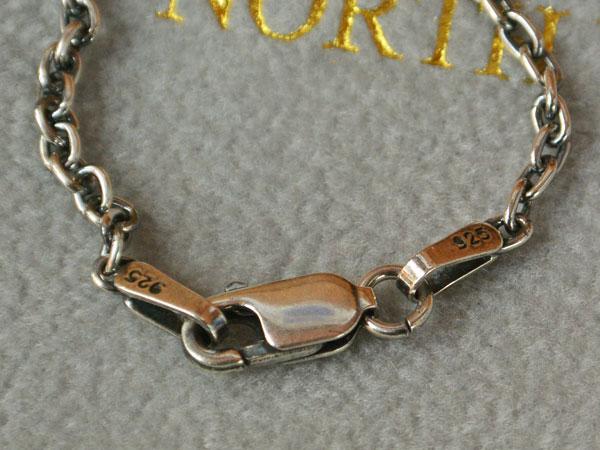 画像4: North Works 25¢THUNDERBIRD PENDANT TQ/50cm Chain ノースワークス25セントサンダーバードペンダント ターコイズ