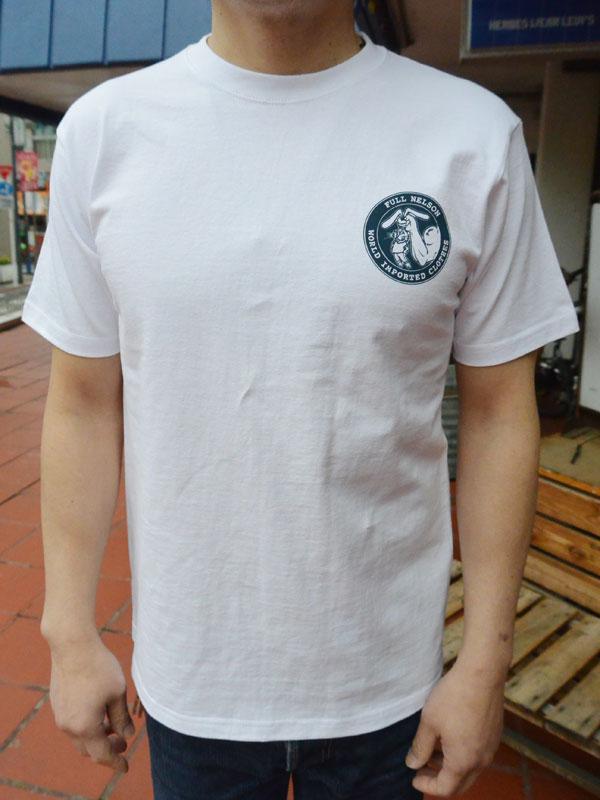画像1: 限定生産FULLNELSONフルネルソン オリジナルシリアルTシャツ