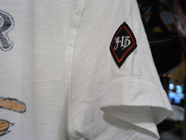 画像5:  Johnson Motors'Inc TRICOR S/S tee ジョンソンモータース半袖Tシャツ OPTIC WHITE