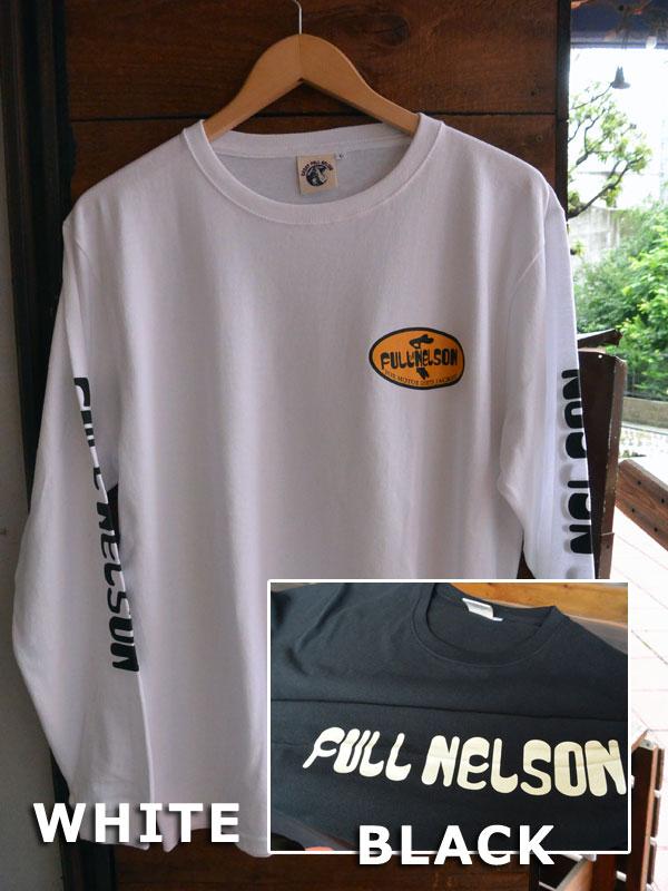 画像1: FULLNELSON COMPANY L/S tee フルネルソンカンパニー長袖Tシャツ