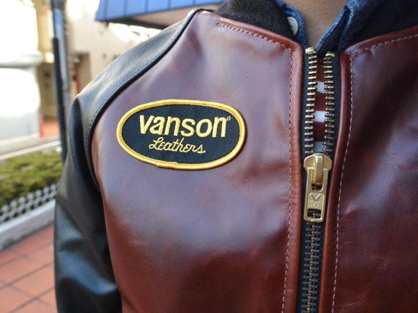 画像5: VANSON バンソン 9TJV オクタゴン/ブラック OCTAGON/BLACK