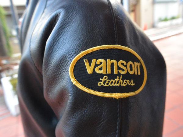 画像5: VANSON バンソン 9TJV 2インチロング ブラック BLACK