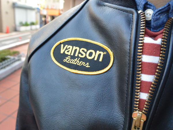 画像4: VANSON バンソン 9TJV 2インチロング ブラック BLACK