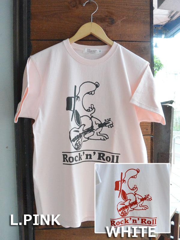 画像1: FULLNELSON×PEANUTS Tee フルネルソン×ピーナッツ スヌーピーTシャツ Can't Stop it
