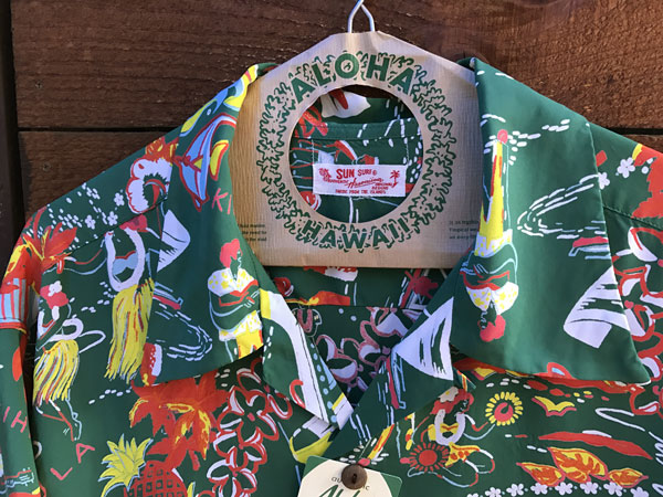 画像3: SUN SURF サンサーフ アロハシャツ S/S HAWAIIAN SHIRT「HAWAII CALLS」