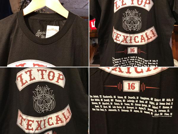 画像5: ZZ TOP 半袖Teeシャツ TEXICALI BLACK