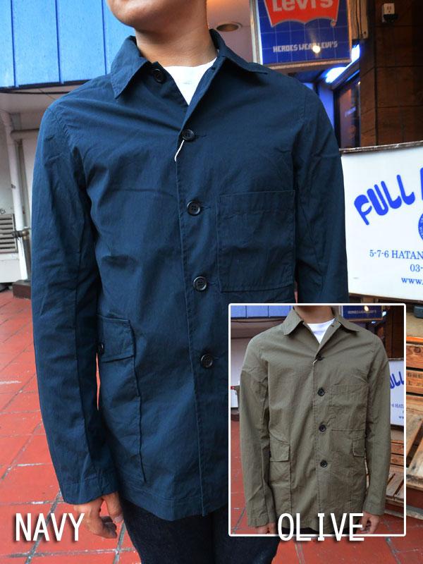 画像1: FOB FACTORY Rail Road Jacket エフオービーファクトリーレイルロードジャケット