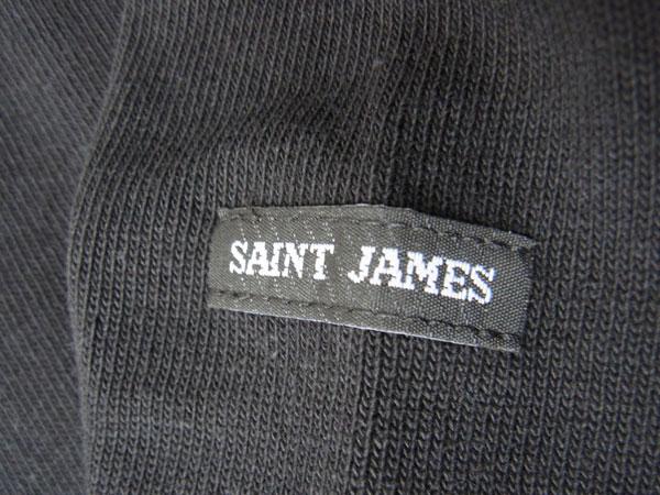 画像5: SAINTJAMES OUESSANT SOLID セントジェームスウエッソン NOIR 黒
