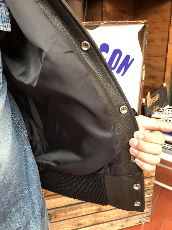 画像4: ALL LeatherSkookum スタジャンタイプ