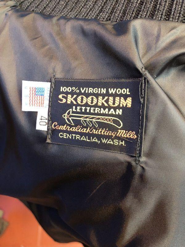 画像5: ALL LeatherSkookum スタジャンタイプ
