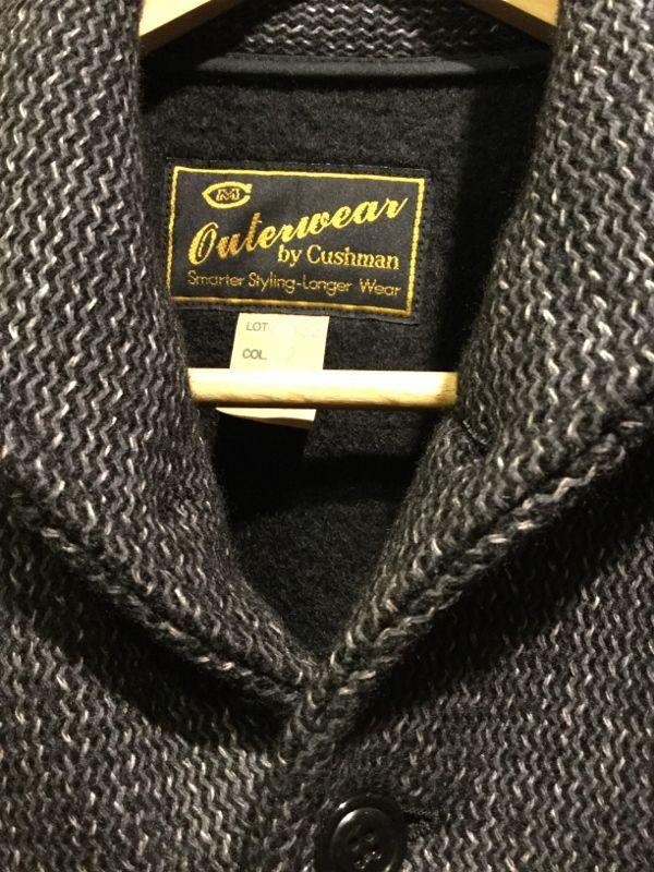 画像2: Cushman ビーチクロスコサックジャケット