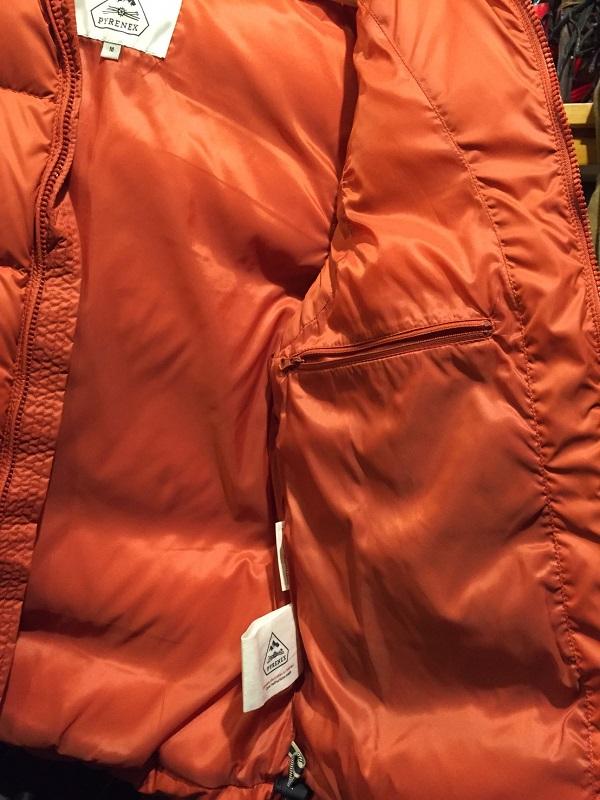 画像5: Pyrenex ピレネックス Spoutnic vest mat