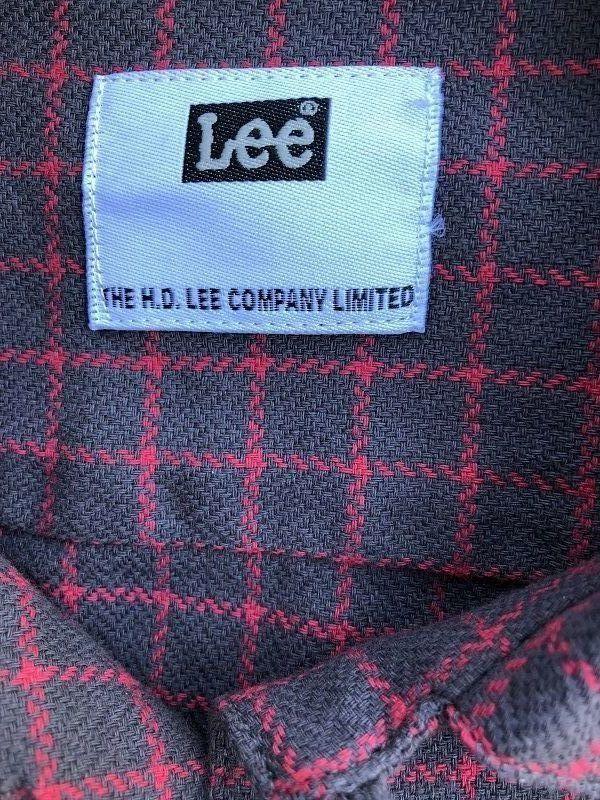 画像3: Lee ネルオープンシャツ