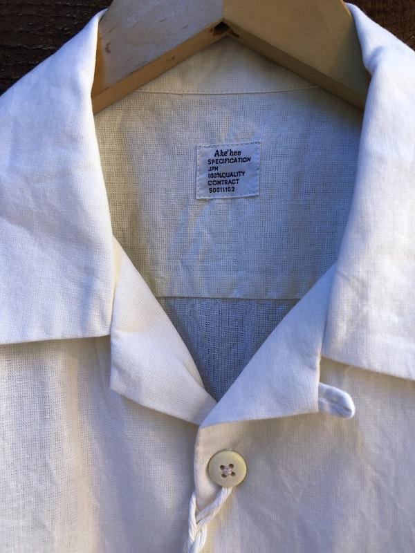 画像2: Ahe'hee オープンシャツ