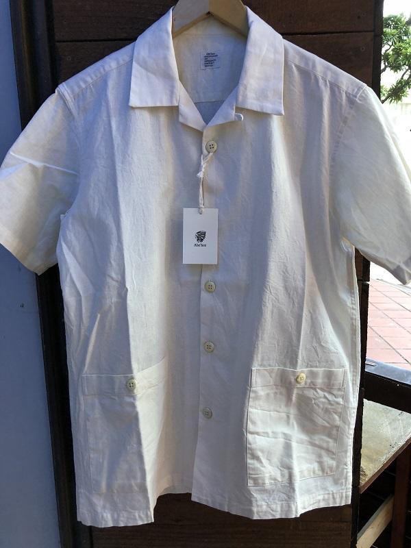 画像1: Ahe'hee オープンシャツ
