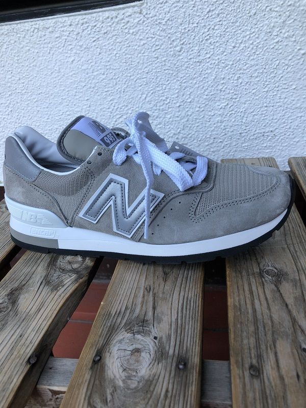 画像1: NEW BALANCE M995GR 【MADE IN U.S.A】 【Dワイズ】 ニューバランス M 995 GR GREY
