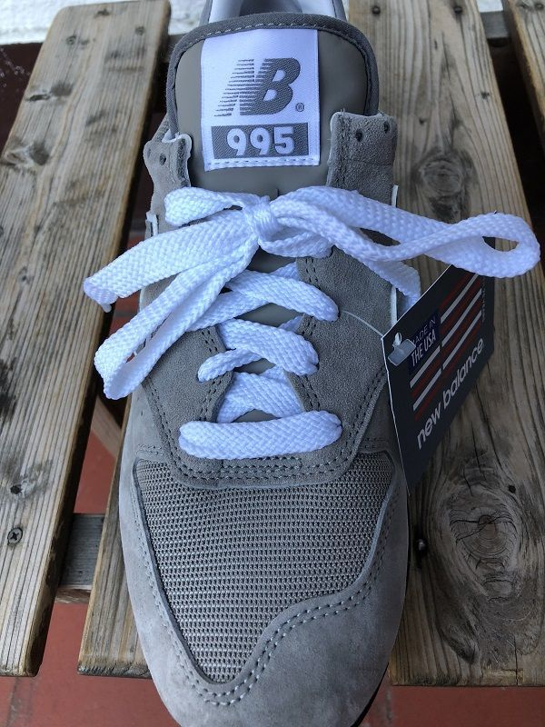 画像2: NEW BALANCE M995GR 【MADE IN U.S.A】 【Dワイズ】 ニューバランス M 995 GR GREY