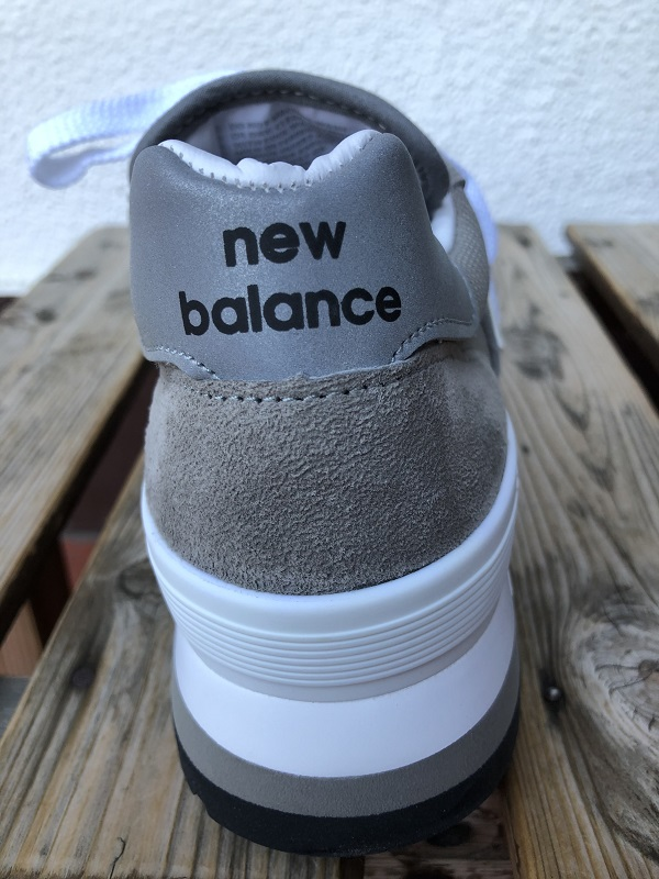 画像3: NEW BALANCE M995GR 【MADE IN U.S.A】 【Dワイズ】 ニューバランス M 995 GR GREY