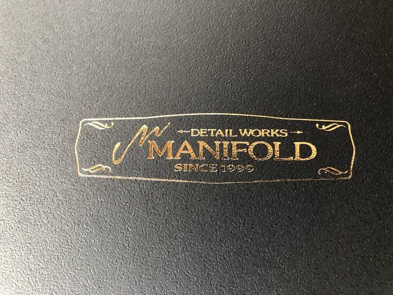 画像5: MANIFOLD ソードチップ ロングウォレット