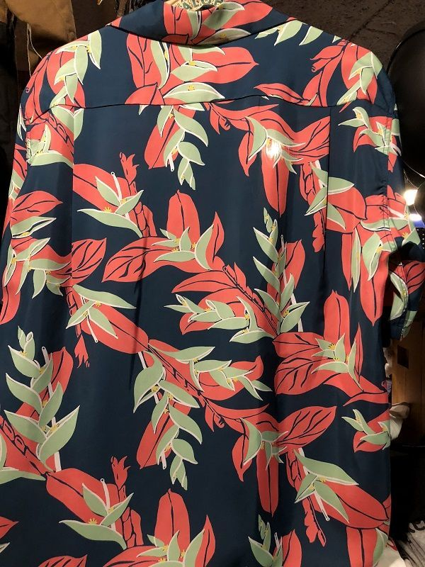 "画像4: SUN SURF サンサーフ アロハシャツ S/S HAWAIIAN SHIRT HAWAIIAN ""LOBSTER CLAW"""