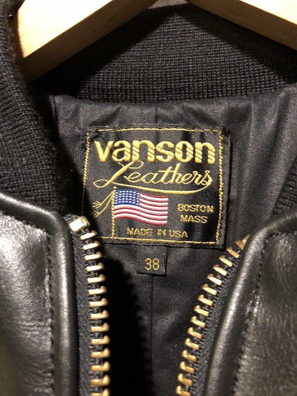 画像2: VANSON バンソン 9TJV OLL BLACK 2インチlong