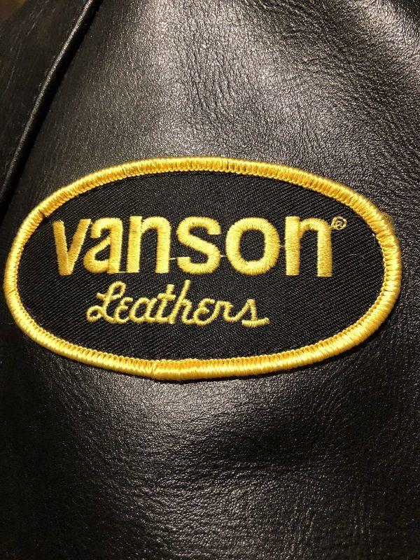 画像3: VANSON バンソン 9TJV OLL BLACK 2インチlong