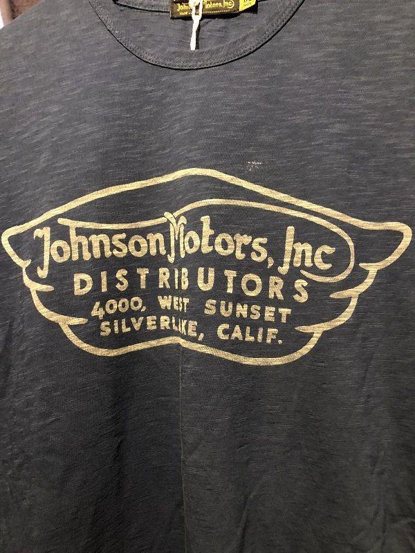 画像2: Johnson Motors'Inc JMI DISTRIBUTORS DEAD NAVY