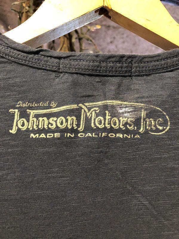 画像5: Johnson Motors'Inc JMI DISTRIBUTORS DEAD NAVY