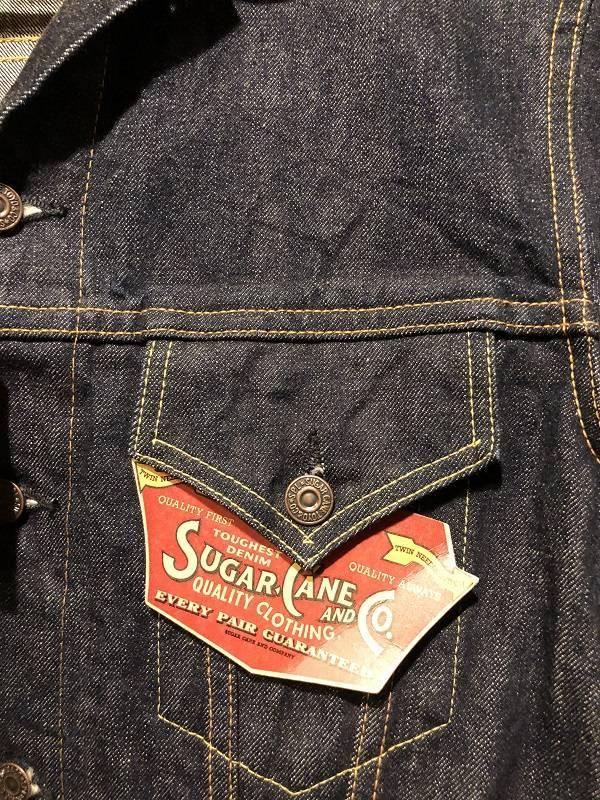 画像3: SUGAR CANE 3rd TYPE デニムジャケット