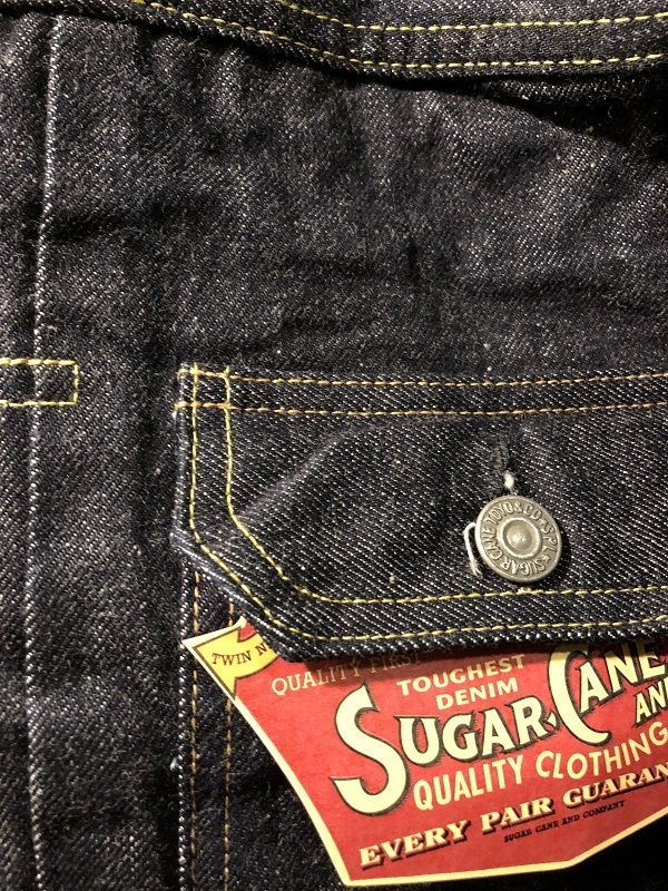 画像3: SUGAR CANE 2nd TYPE デニムジャケット