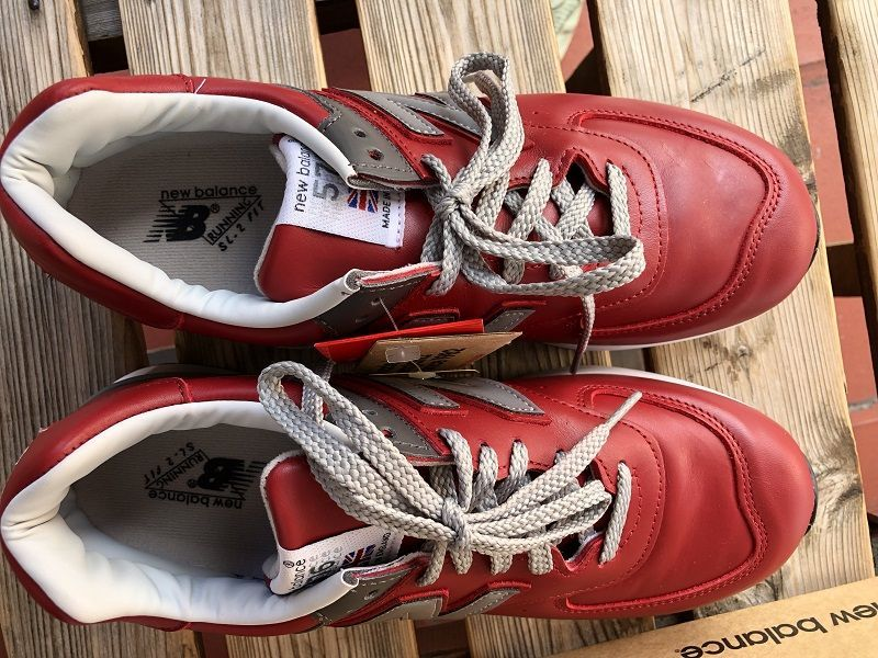 c47c6db740668 画像4: new balance M576UK SP14 RED ニューバランス MADE IN UK