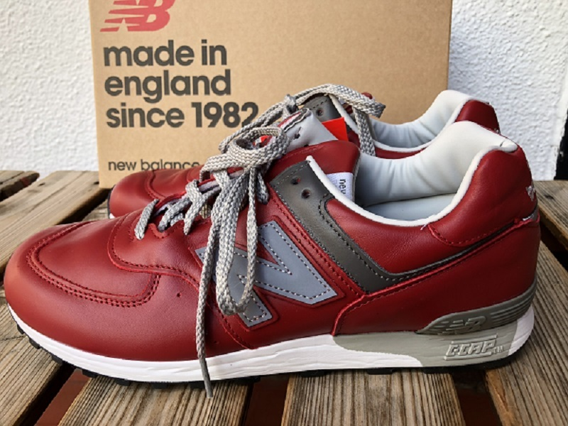 20a65f53391a3 画像2: new balance M576UK SP14 RED ニューバランス MADE IN UK