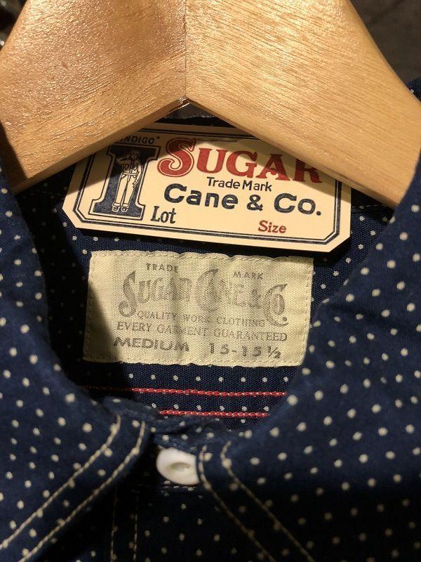 画像4: SUGAR CANE ウォバッシュ長袖シャツ