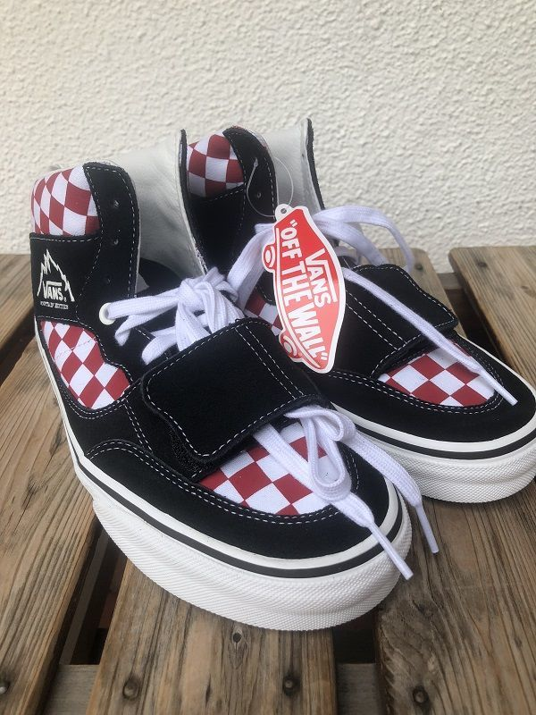 画像1: VANS Mountain Edition BLACK