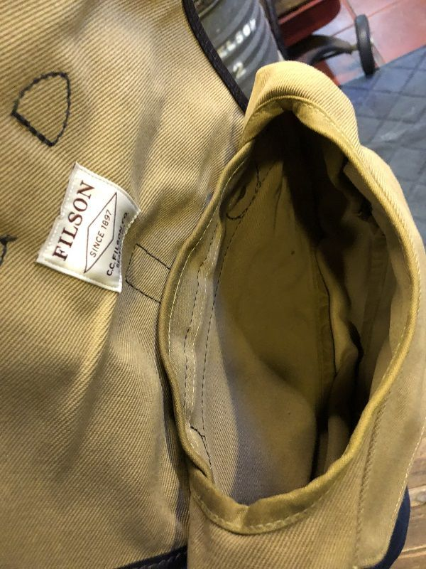 画像3: FILSON SMALL FIELD BAG