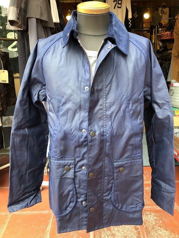 画像1: バブアービデイルジャケット BARBOUR SL BEDALE JACKET SAGE