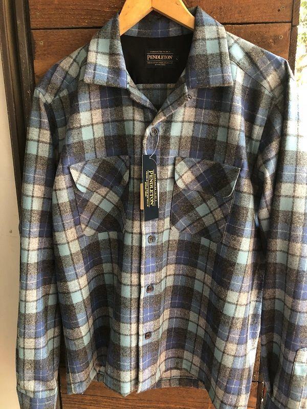 画像1: PENDLETON ボードシャツ