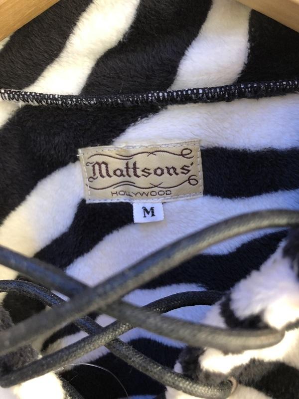 画像3: Mattsons アニマルプリント レースプルパーカーシャツ